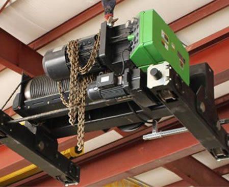 Sobre a Control Crane Manutenção
