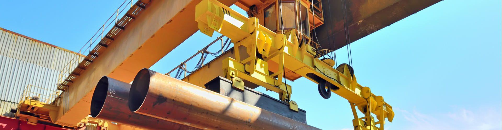 Control Crane Manutenção