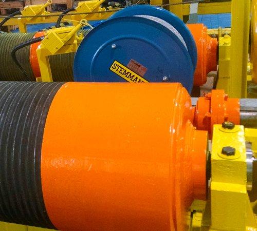 Control Crane Manutenção - Projeto de Reforma e Modernização